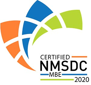 Image:  Certified minority-owned business enterprise (MBE)
